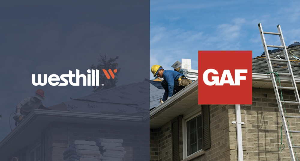 GAF and Westhill Announce Partnership to Benefit US Property & Casualty Industry